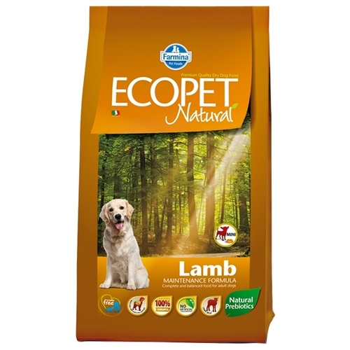 Farmina Ecopet Natural Lamb Mini (2.5 кг) Корма для собак