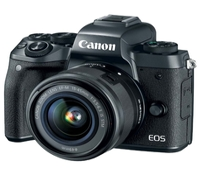 Фотоаппарат со сменной оптикой Canon EOS M5 Kit