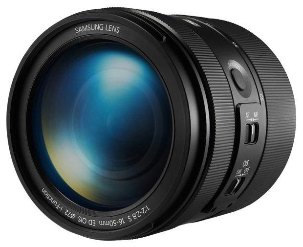 Объектив Samsung 16-50mm f/2-2.8 S ED OIS