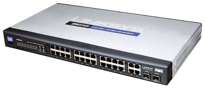 Cisco Коммутатор Cisco SRW224G4