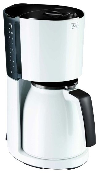 Melitta Enjoy Therm, Black White