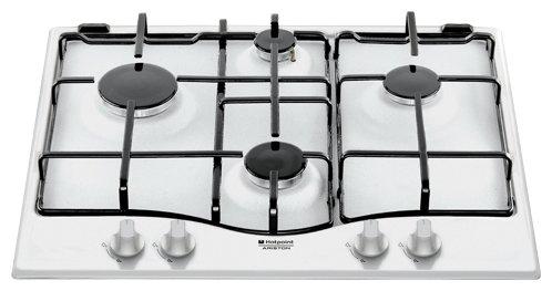 Варочная панель газовая Ariston 7HPC 640 WH белый