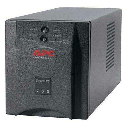 Фото - Интерактивный ИБП APC by Schneider Electric Smart-UPS SUA750I аккумуляторная батарея apc by schneider electric smx120rmbp2u 1200 а·ч