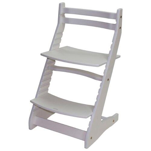 Растущий стульчик MILLWOOD Вырастайка-2 белыйСтульчики для кормления<br>
