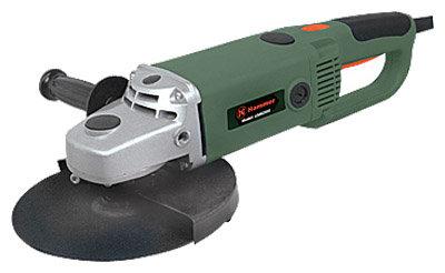 УШМ Hammer USM 2500, 2500 Вт, 230 мм