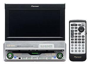 Pioneer AVH-P6650DVD