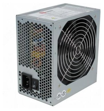 Блок питания FSP Qdion QD450A, ATX, 450W, 120mm, 3xSATA, nonPFC