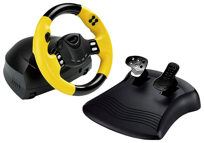 Руль Genius Speed Wheel RV