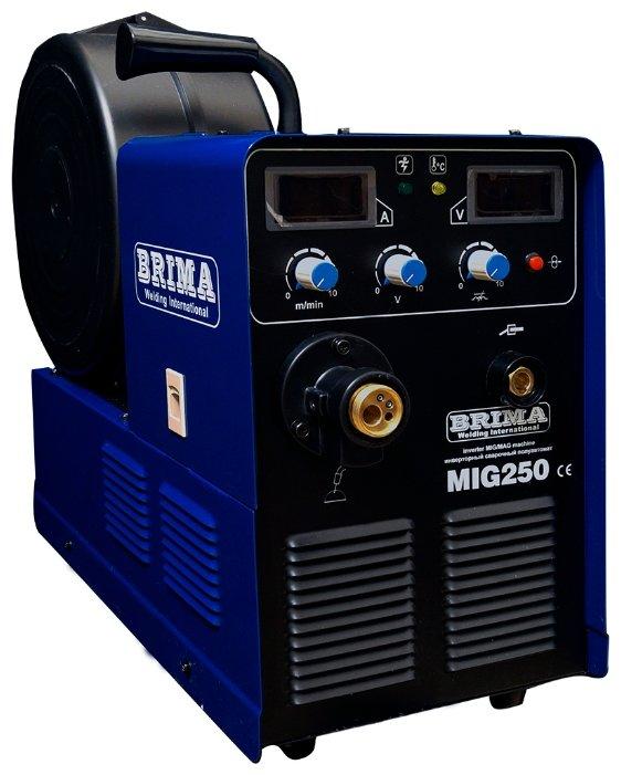 Сварочный аппарат BRIMA MIG-250