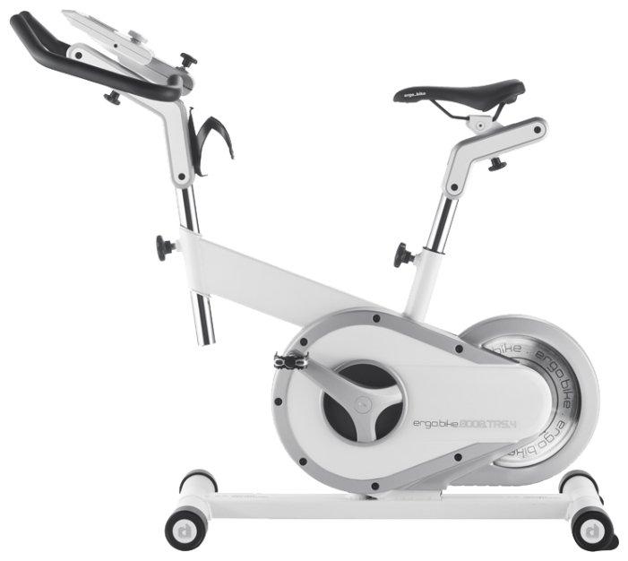 Вертикальный велотренажер Daum Electronic Ergo Bike 8008 TRS 4