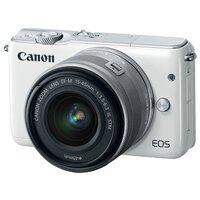 Фотоаппарат со сменной оптикой Canon EOS M10 Kit