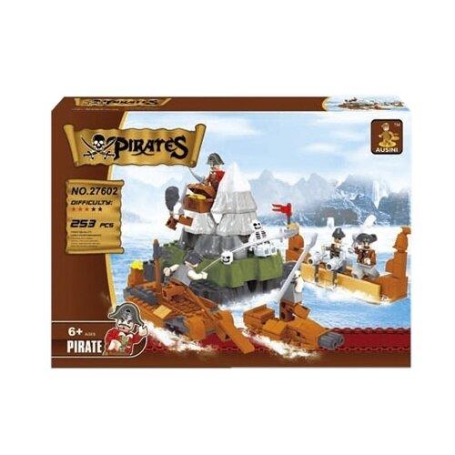 Купить Конструктор Ausini Пираты 27602, Конструкторы