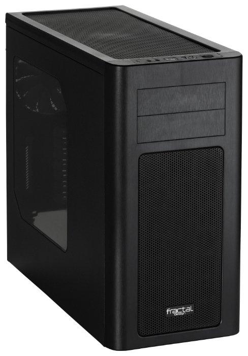 Fractal Design Компьютерный корпус Fractal Design Arc Midi R2 Window Black