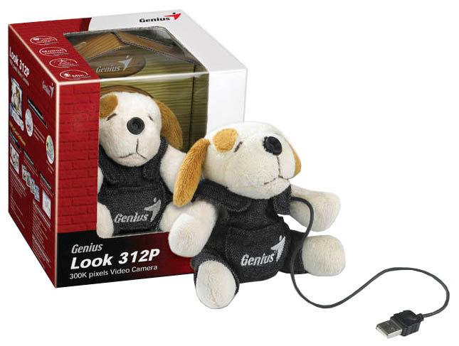 Веб-камера Genius VideoCam Look 312P