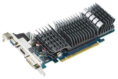 ASUS GeForce 210 475Mhz PCI-E 2.0 1024Mb 800Mhz 128 bit DVI HDMI HDCP