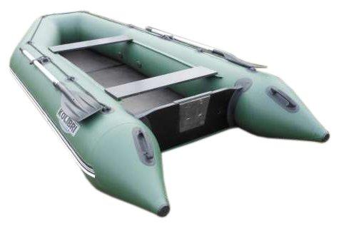Надувная лодка KOLIBRI KМ-260