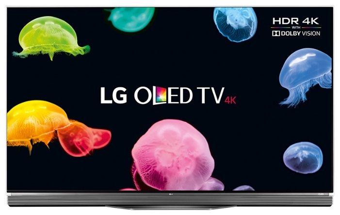 Телевизор LG OLED65E6V