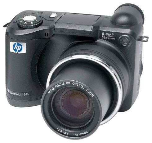 Фотоаппарат HP PhotoSmart 945