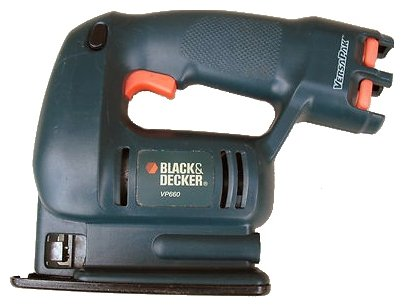 BLACK+DECKER VP660