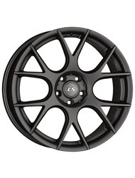 Колесный диск LS Wheels RC07 8x18/5x112 D66.6 ET30 GM - фото 1