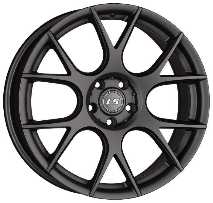 Колесный диск LS Wheels RC07 7.5x17/4x100 D60.1 ET40 MGM