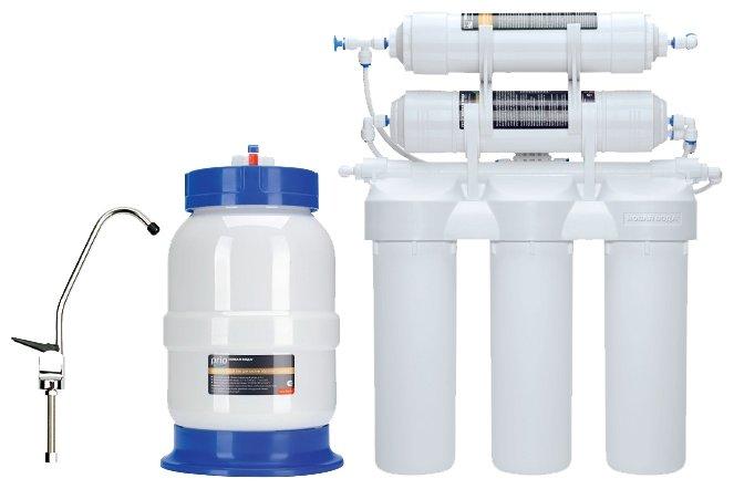 Новая Вода Praktic Osmos OU400