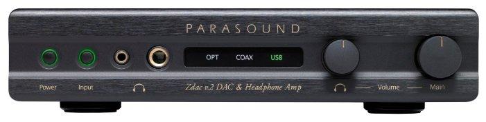 ЦАП Parasound Zdac v.2