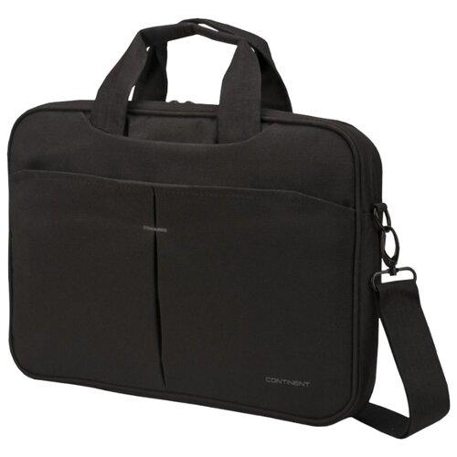 Фото - Сумка Continent CC-018 black сумка continent 15 6 cc 215 bk black