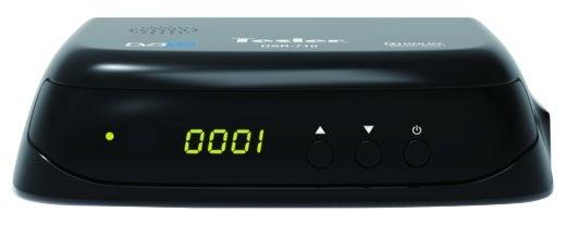 Цифровая тв приставка Tesler DSR-710