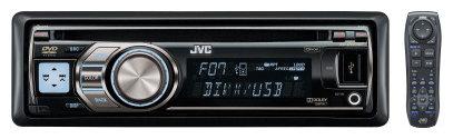 Автомагнитола JVC KD-DV5507EE