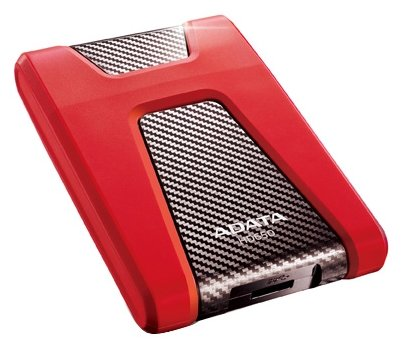 Внешний HDD ADATA DashDrive Durable HD650 1 ТБ