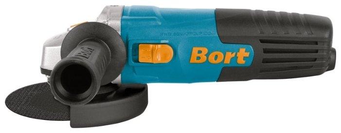 УШМ Bort BWS-900U, 900 Вт, 125 мм