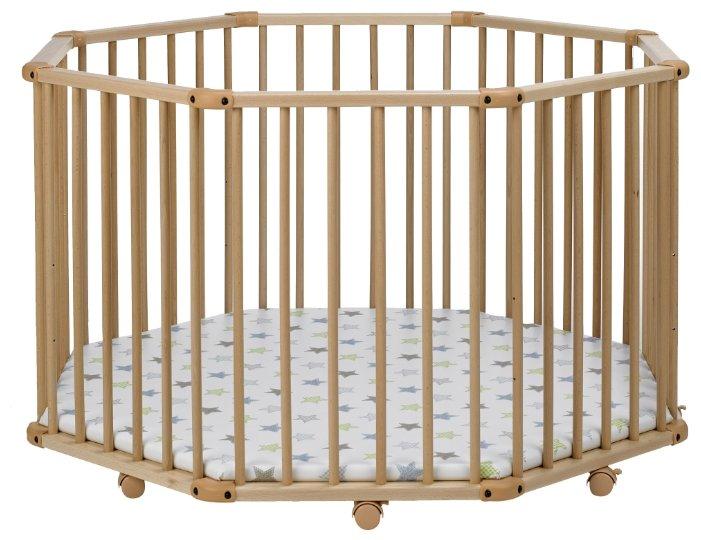 Манеж-кровать Geuther Octo-Parc