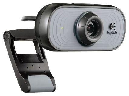Сравнение с Logitech Webcam C100