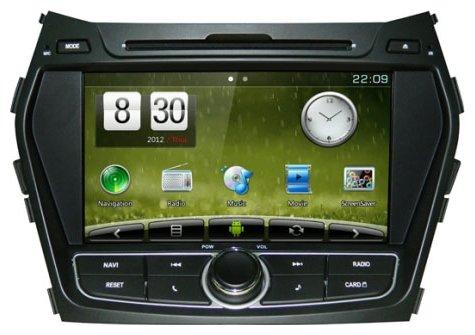 Автомагнитола TRINITY Hyundai Santa Fe 3 2013+