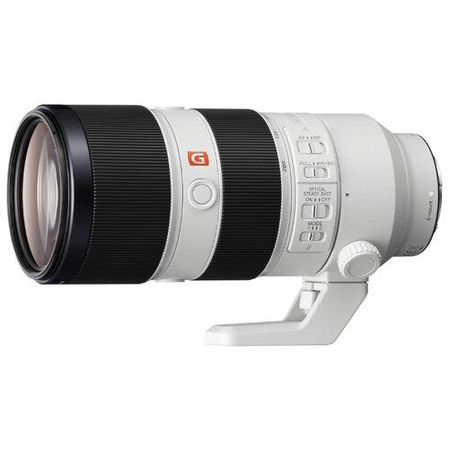 Фото - Объектив Sony FE 70-200mm f/2.8 GM OSS (SEL-70200GM) объектив sony full frame sel fe 35 mm f1 8