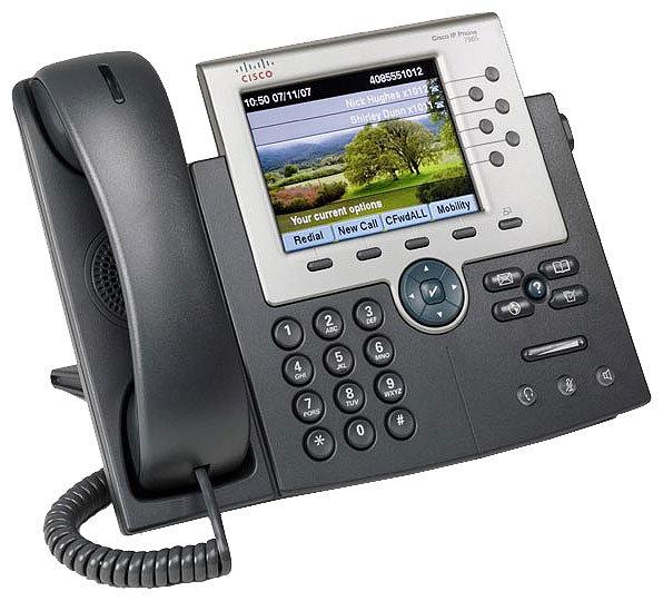 Cisco VoIP-телефон Cisco 7965G