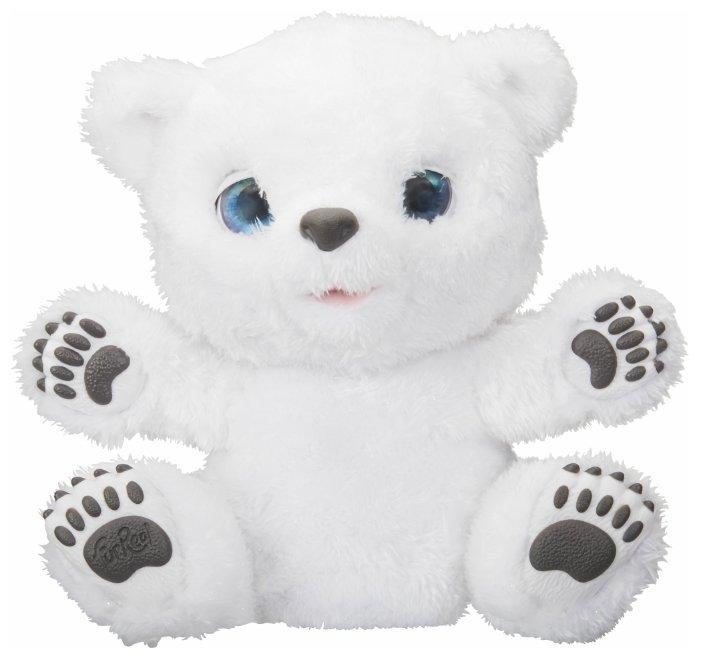 Интерактивная мягкая игрушка FurReal Friends Полярный Медвежонок