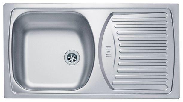 Врезная кухонная мойка ALVEUS Basic 150