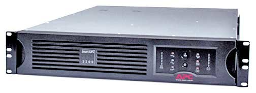 APC by Schneider Electric Smart-UPS 2200VA USB & Serial RM 2U 230V