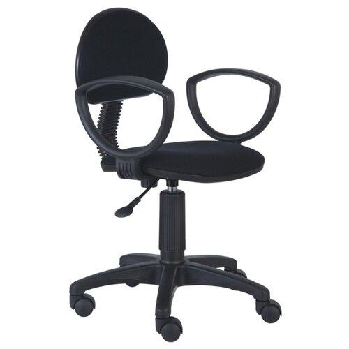Компьютерное кресло Бюрократ CH-213AXN офисное, обивка: текстиль, цвет: черный 10-11