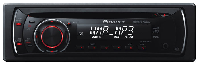 Pioneer DEH-1110MP