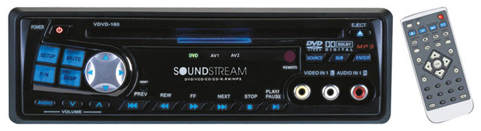 Soundstream VDVD160