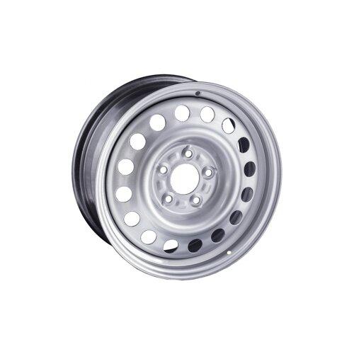 Фото - Колесный диск Trebl 6085 5.5x14/5x120 D67.1 ET40 Silver trebl 9053 trebl 6 5x16 5x120 d65 1 et62 silver