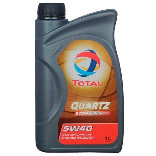 Фото - Моторное масло TOTAL Quartz 9000 Energy 5W40 1 л моторное масло total quartz 9000 future gf 5 0w 20 1 л
