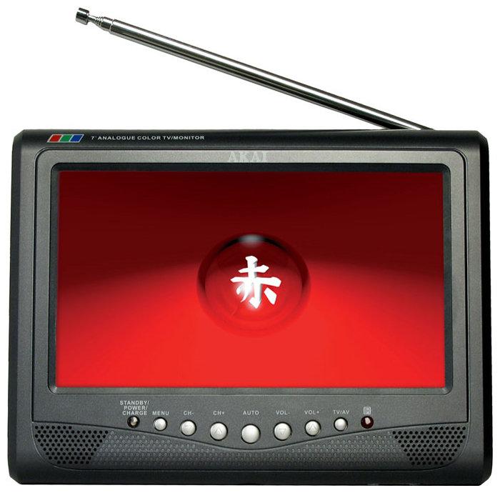 Автомобильный телевизор Akai ATF-703