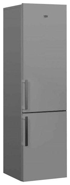 Холодильник Beko RCSK380M21X серебристый