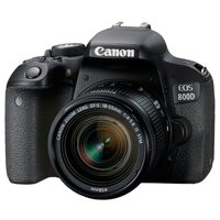 Canon Зеркальный фотоаппарат  EOS 800D Kit