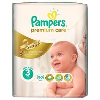 Pampers  Premium Care 3 (4-9 кг)
