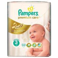 Pampers  Premium Care 3 (4-9 кг)